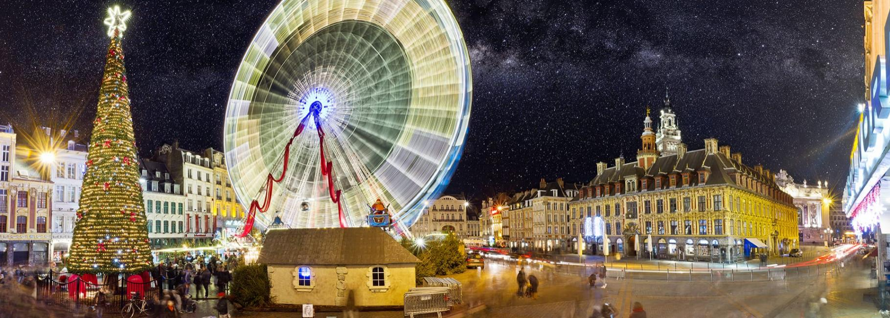 Lille ChristmasMarkets trip header est