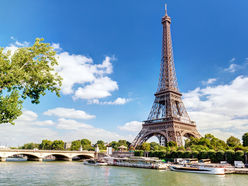 Looking for a<br>Paris trip?