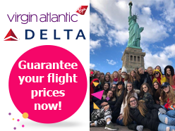 Exclusive Virgin & Delta Price Guarantee!