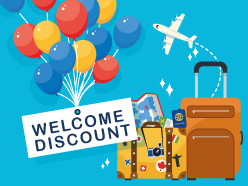 Welcome Discount for Every New Teacher